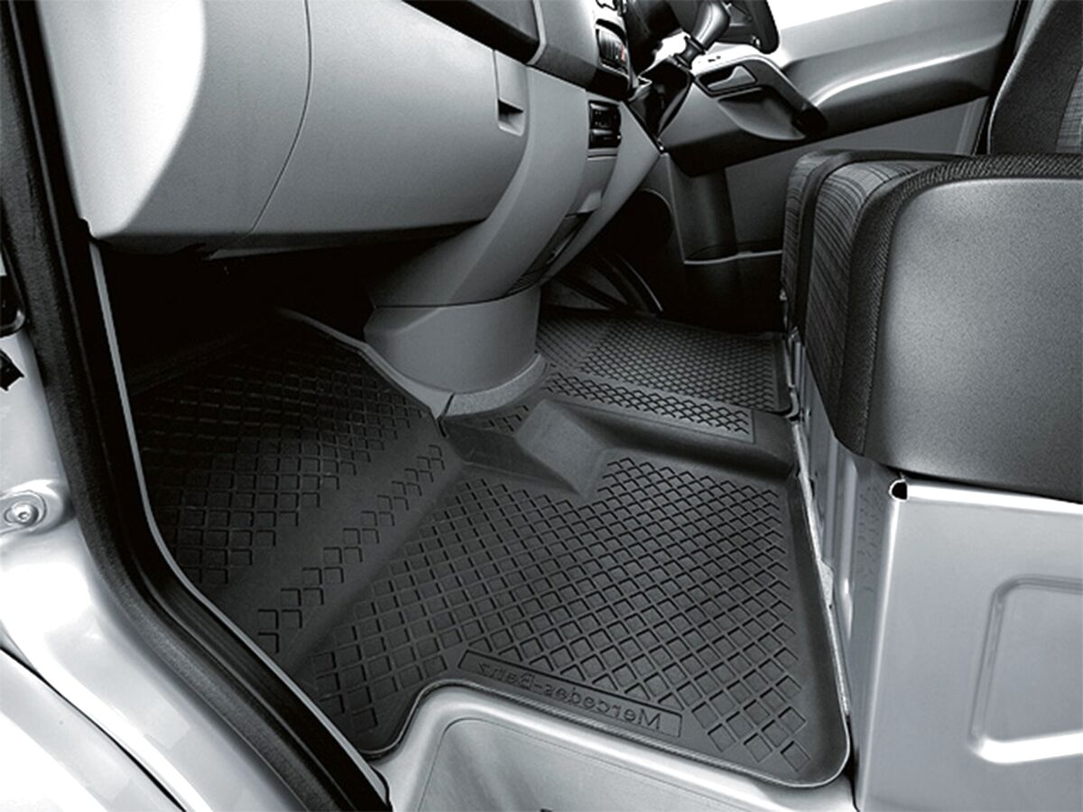 mercedes sprinter floor mats for sale