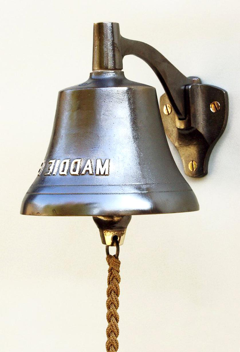 ships bell for sale