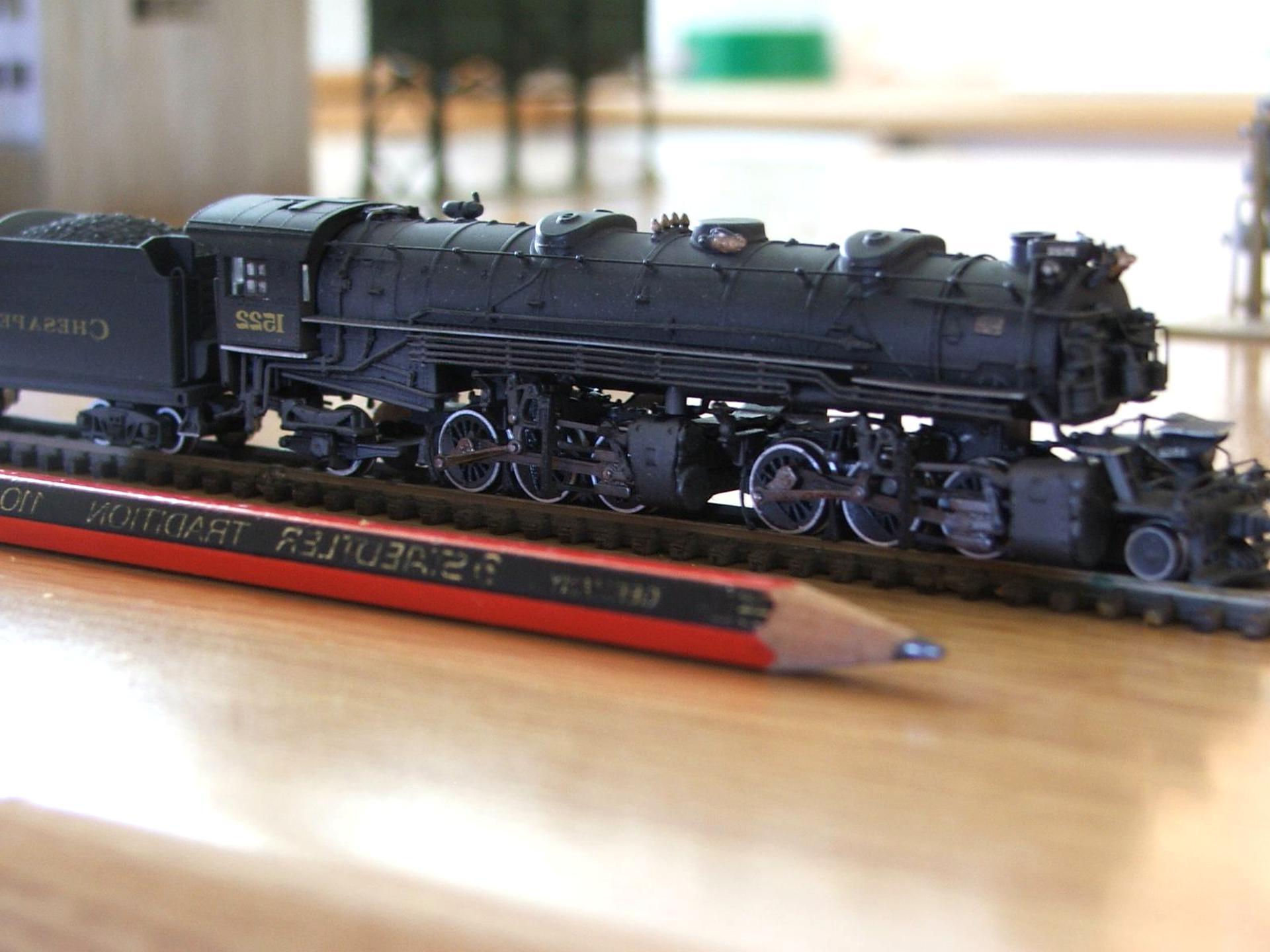 n gauge train for sale