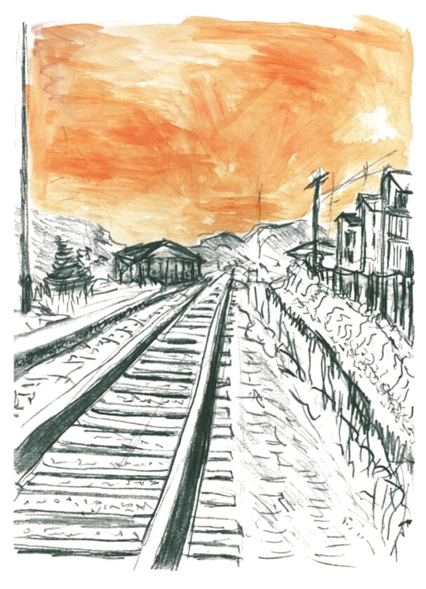 including Train Tracks Bob Dylan Drawn Blank Invite Cards 2012 and 2013