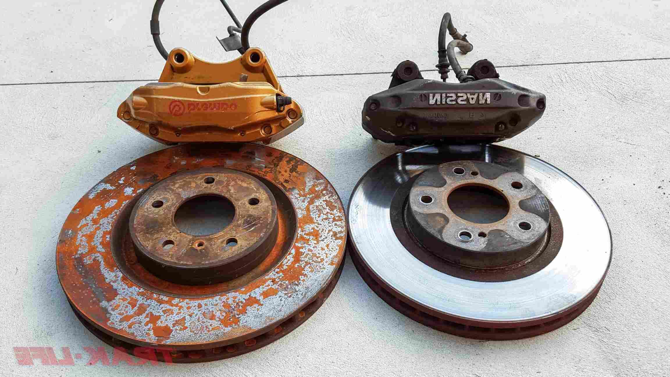 r33 gtst brakes for sale