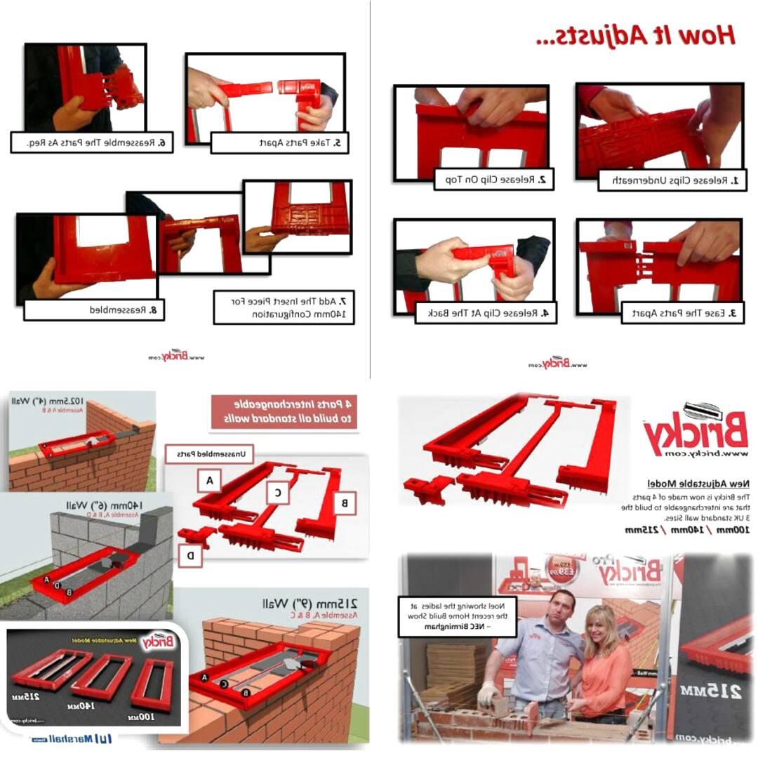 Bricklayer Definition Mens T-Shirt Bricky Gift Idea Builder Work Job Occupation