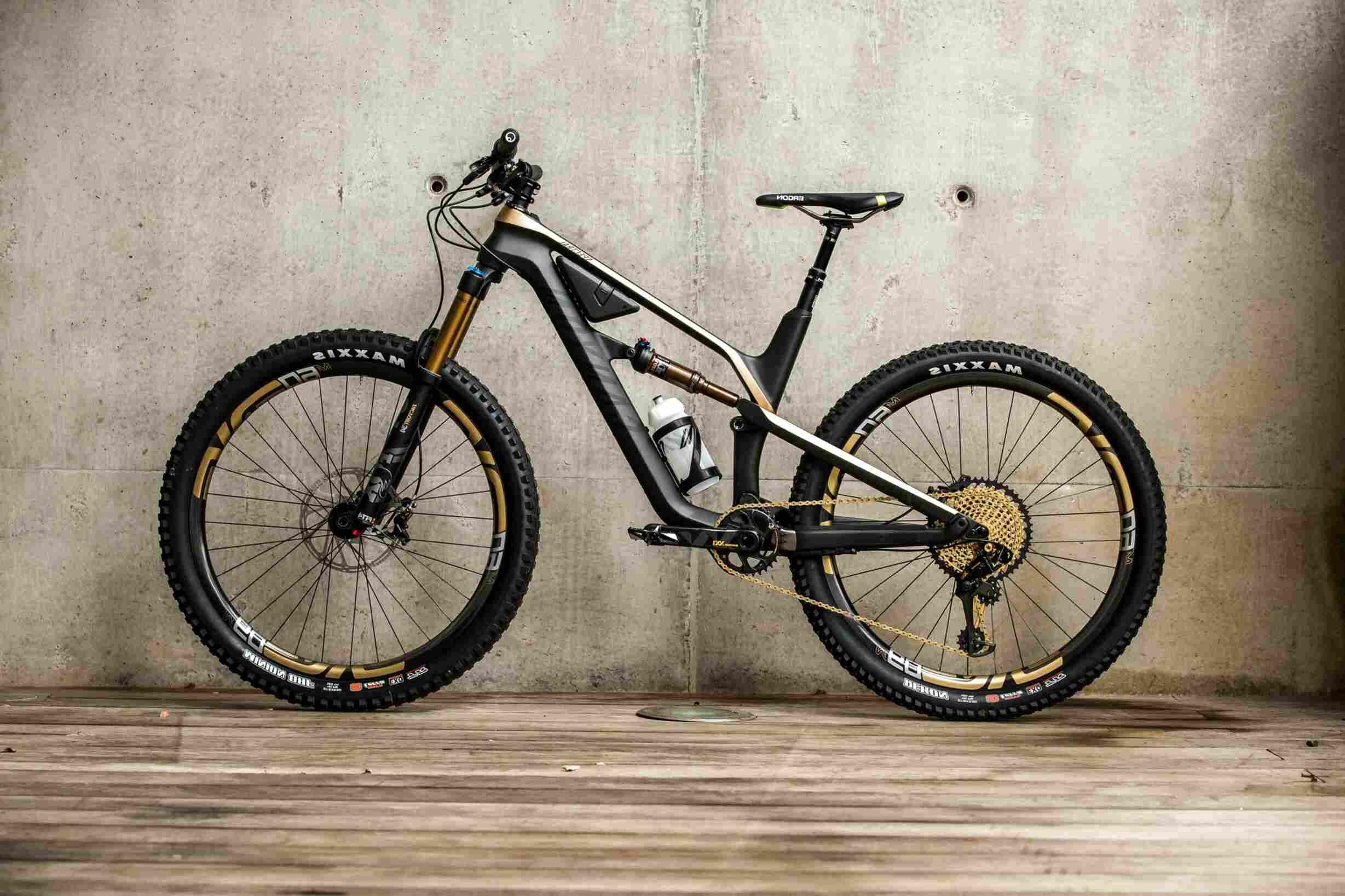 canyon mountain bike for sale