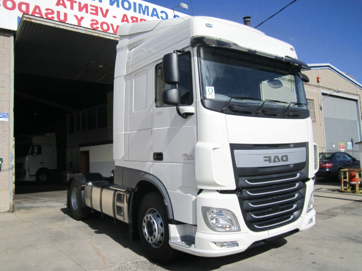 daf space cab for sale