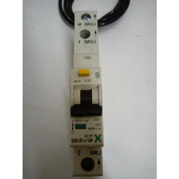 Best Price Square CIRCUIT BREAKER 1POLE FAZ-B16//1 By EATON MOELLER 16A