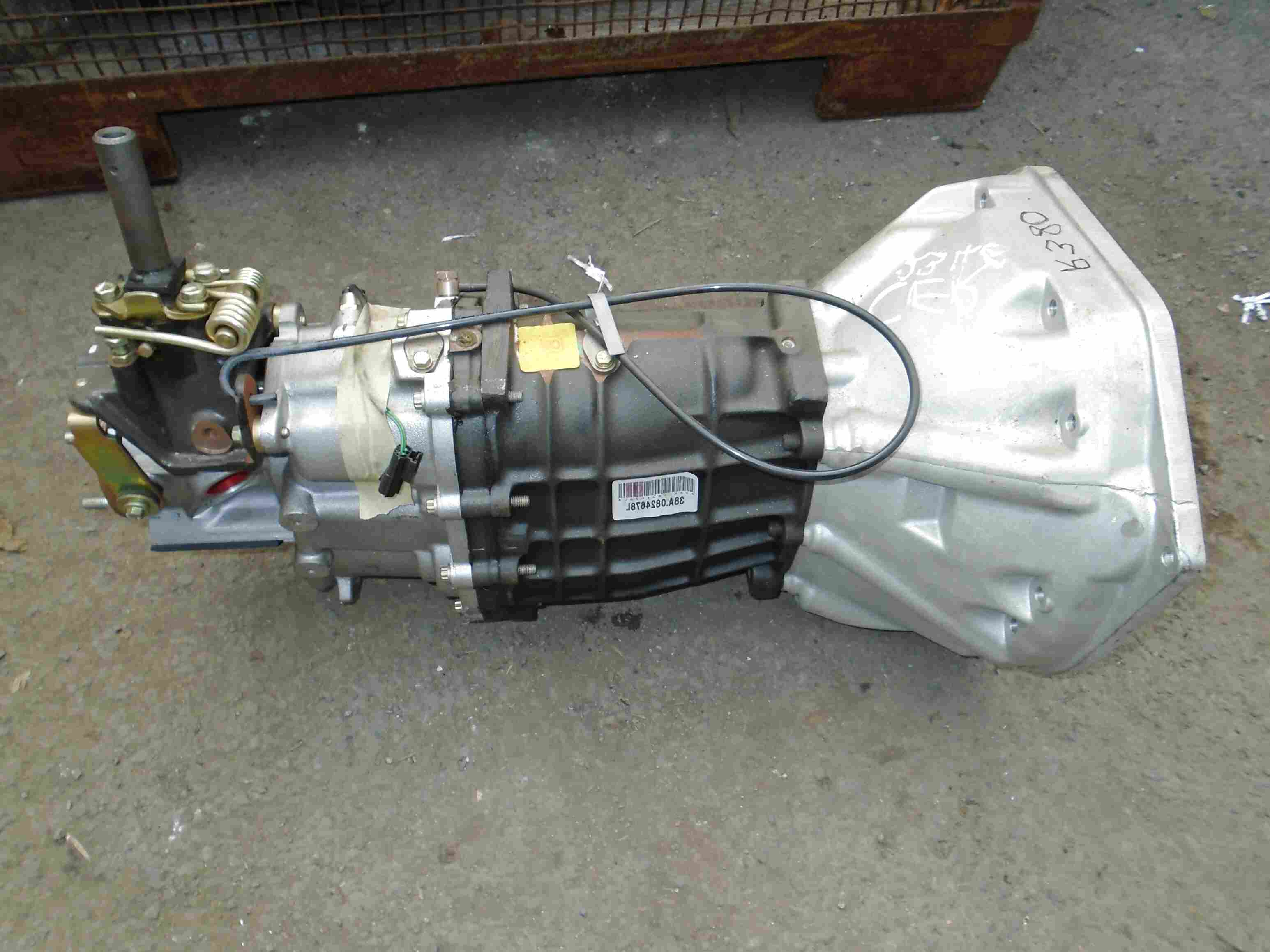 r380 gearbox v8 for sale