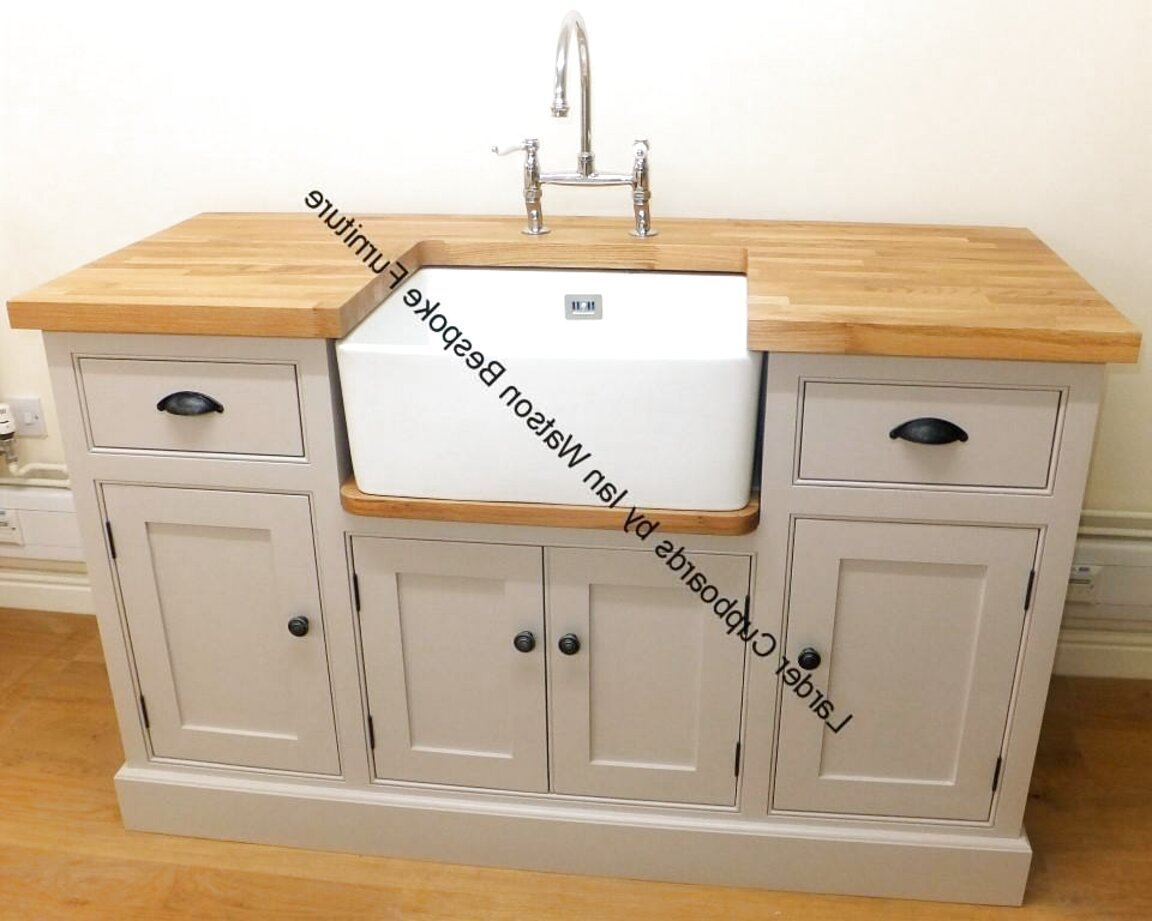 belfast sink unit for sale