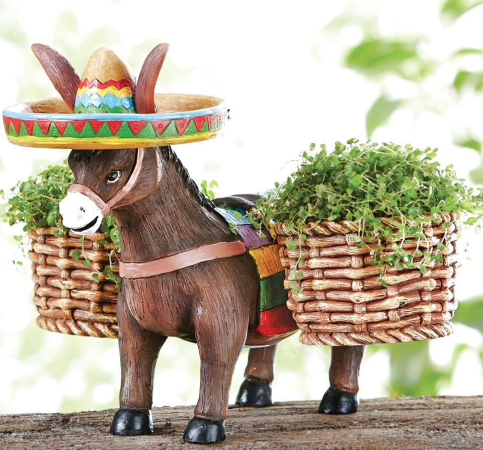 donkey figurine for sale