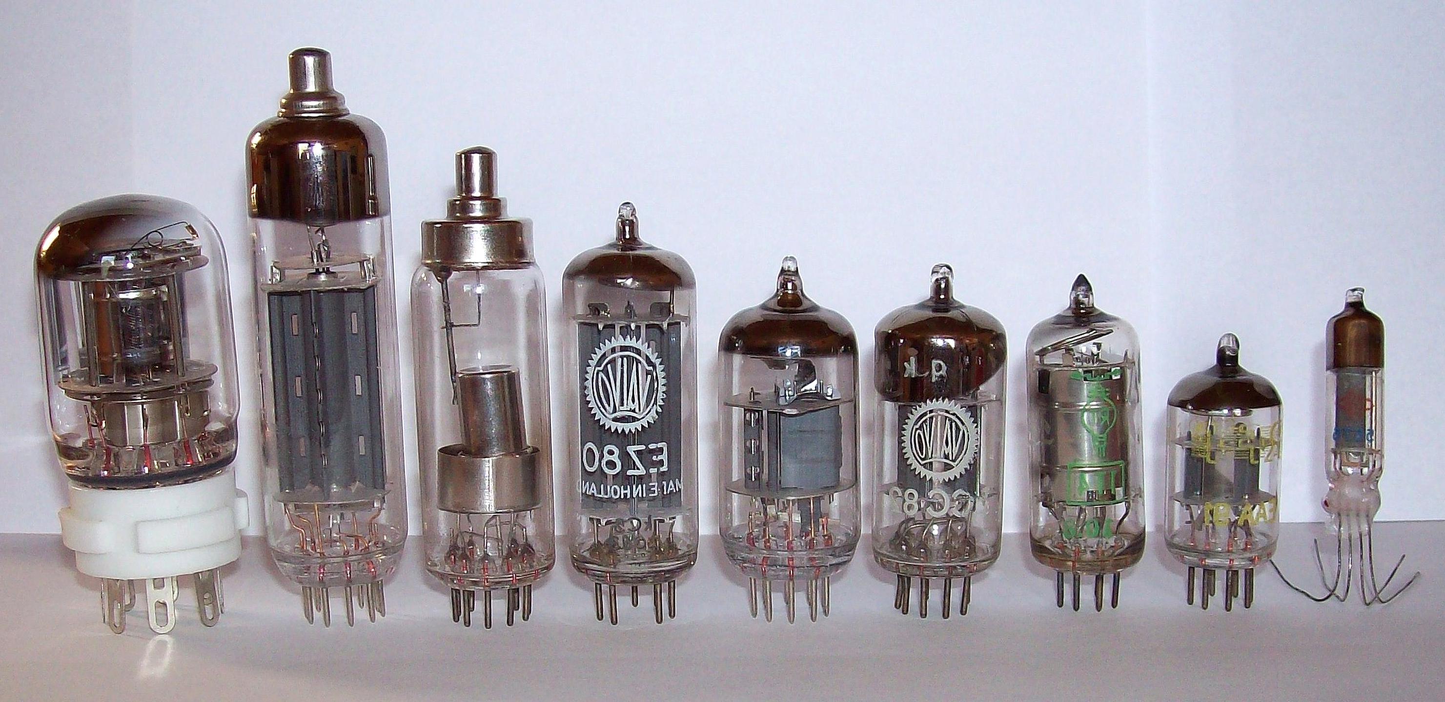 vacuum tubes for sale