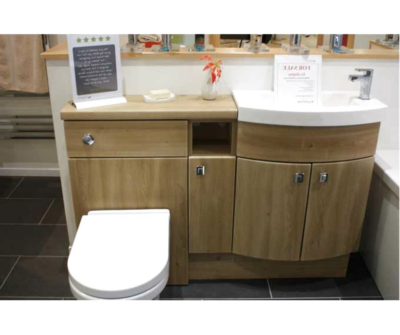 Ex Display Bathroom Suite for sale in UK | View 24 ads