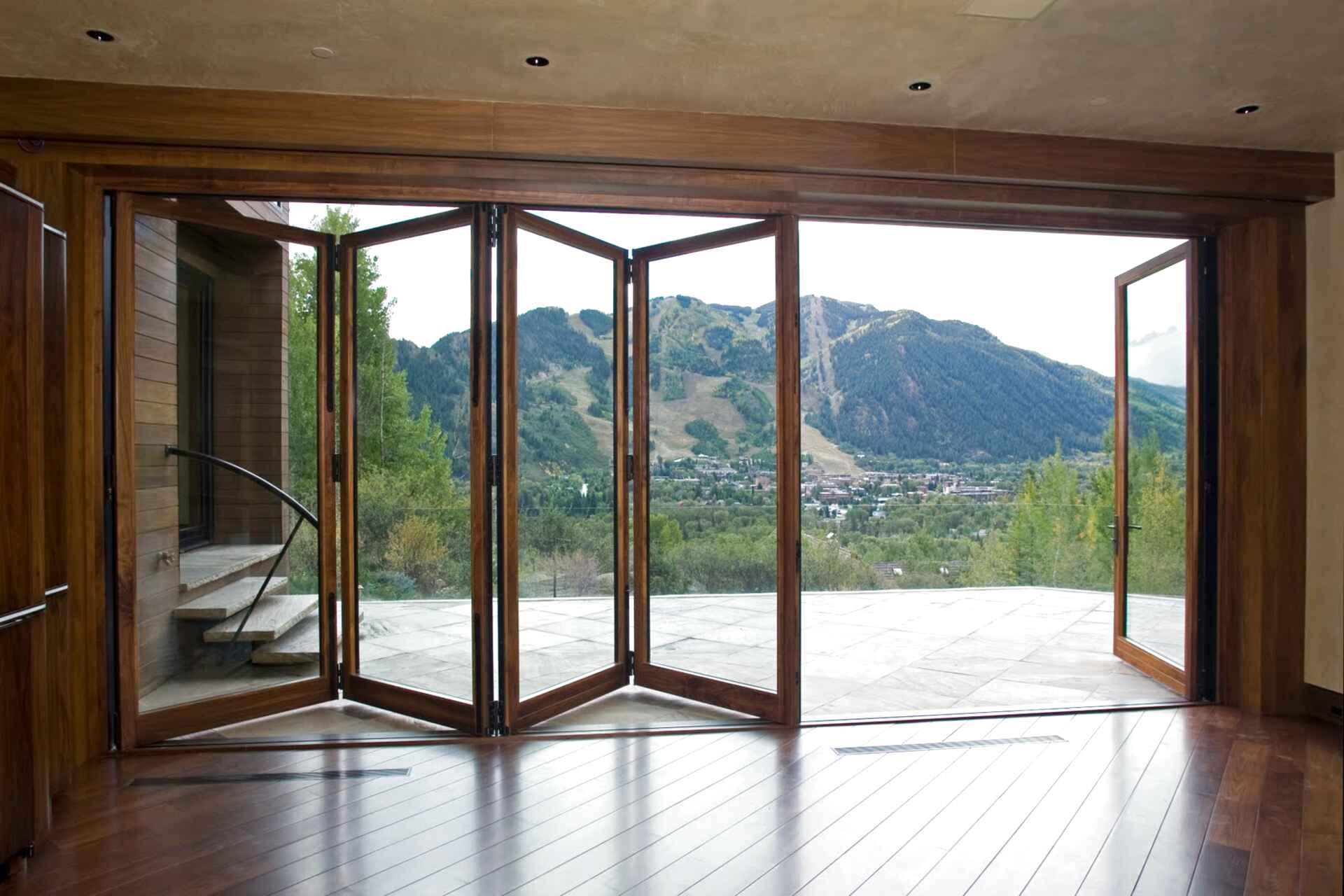 folding patio doors for sale