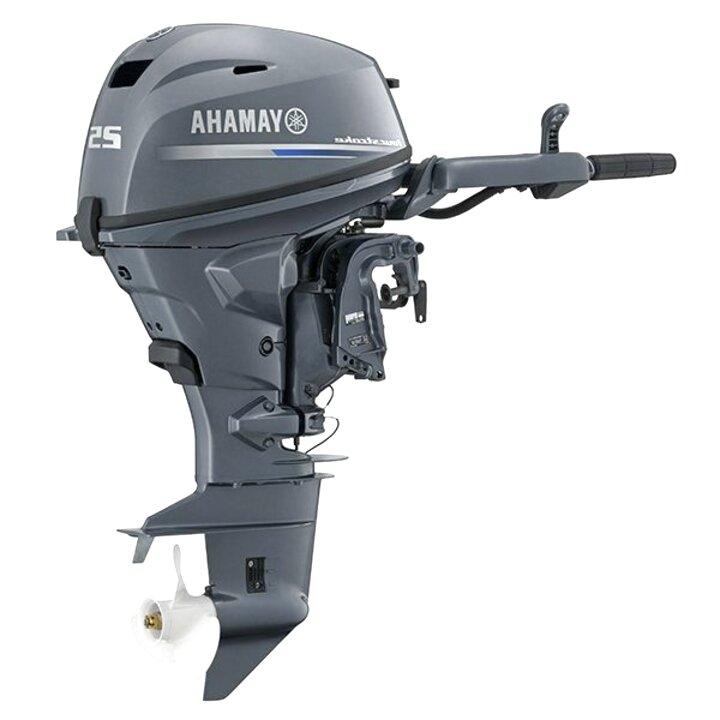 yamaha 25 hp for sale