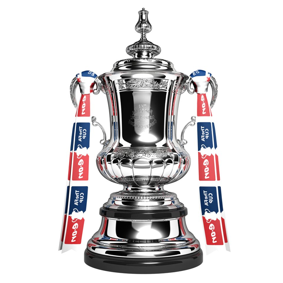 Scottish FA Cup Trophy 100mm