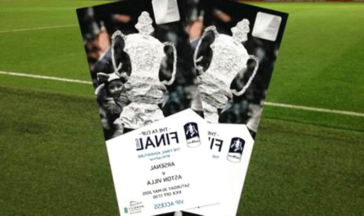 fa cup tickets for sale