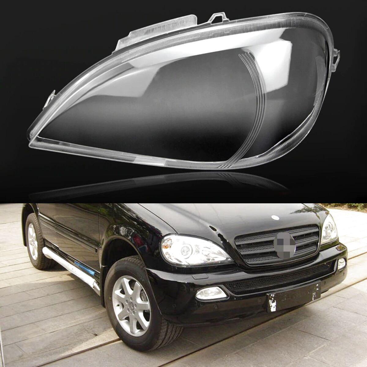 w163 headlight for sale