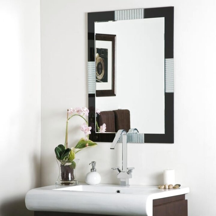 Large Frameless Wall Mirrors for sale in UK | View 63 ads