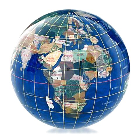 Globes For Sale >> Gemstone Paperweight Globes For Sale In Uk View 54 Ads