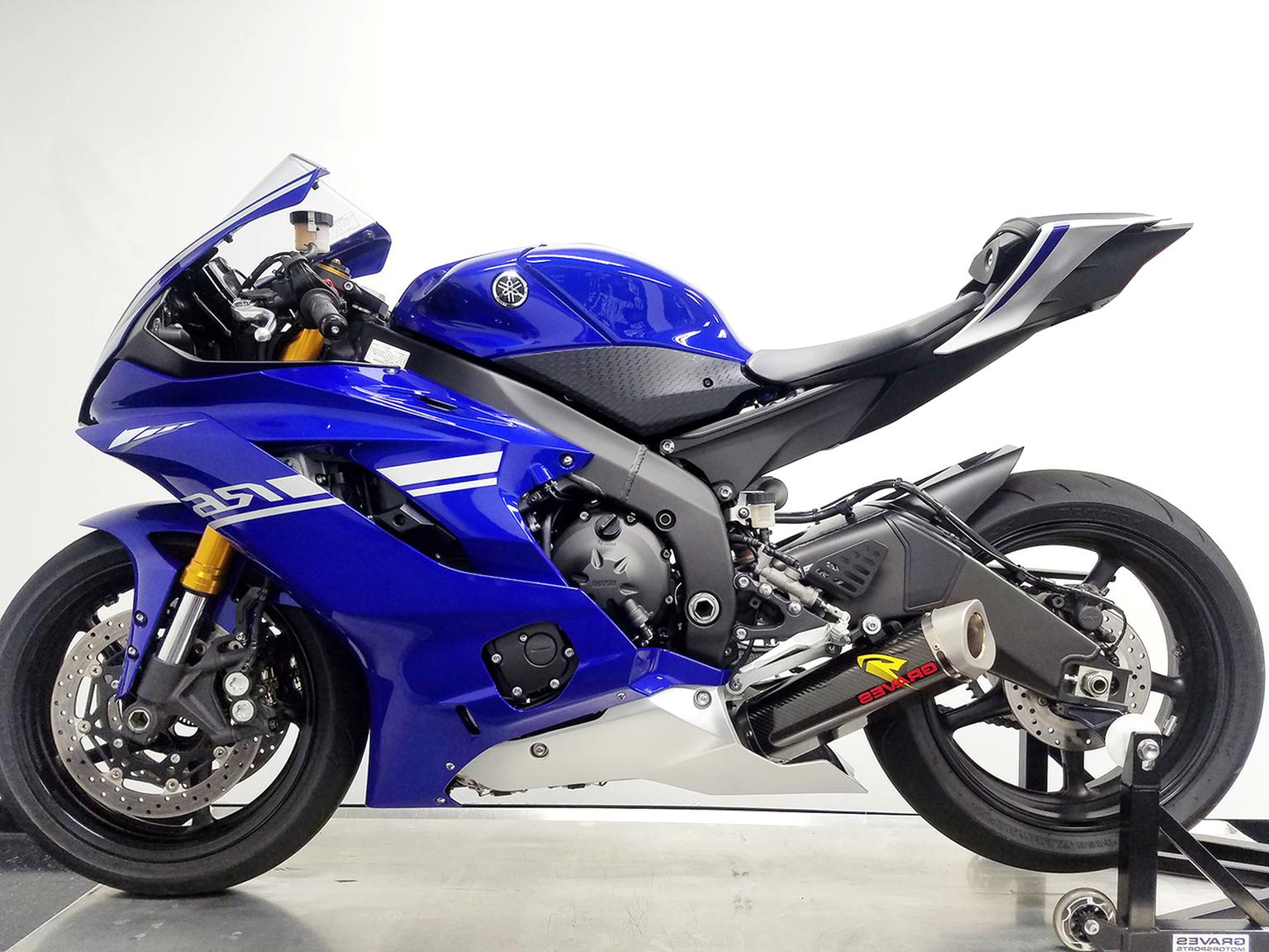 r6 exhaust for sale