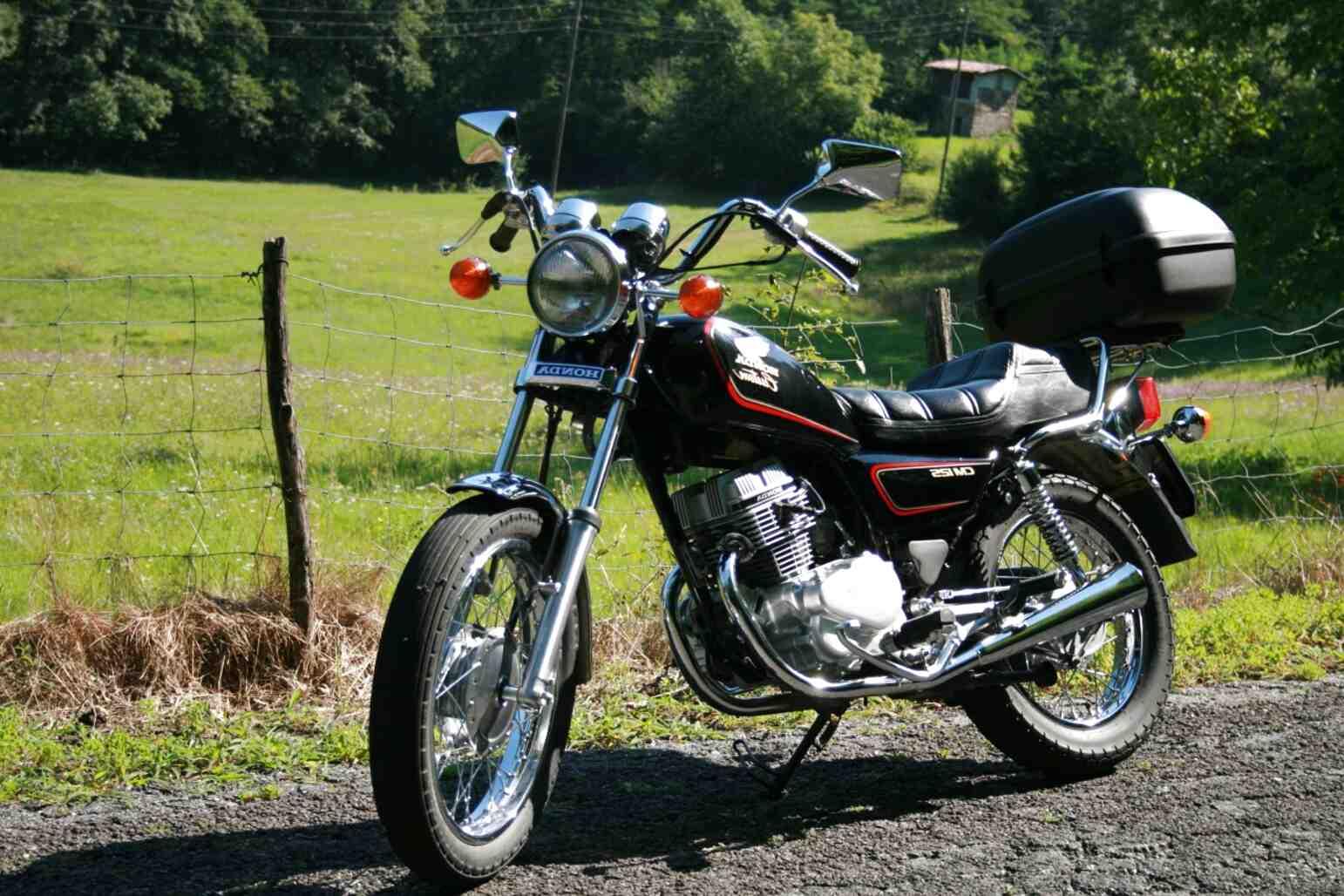 Honda Cm 125 Custom For Sale In Uk