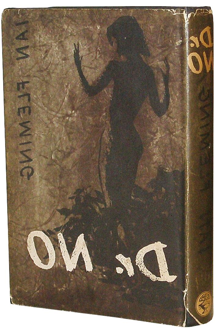 ian fleming 1st edition for sale