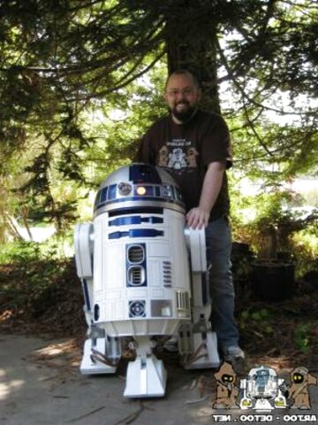 r2d2 model for sale
