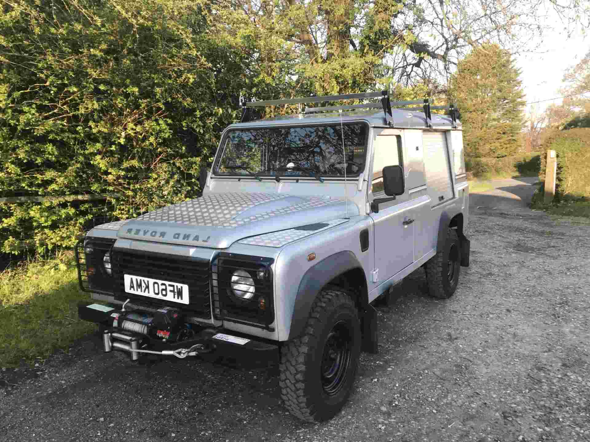 Land Rover Defender 110 Hardtop for sale in UK