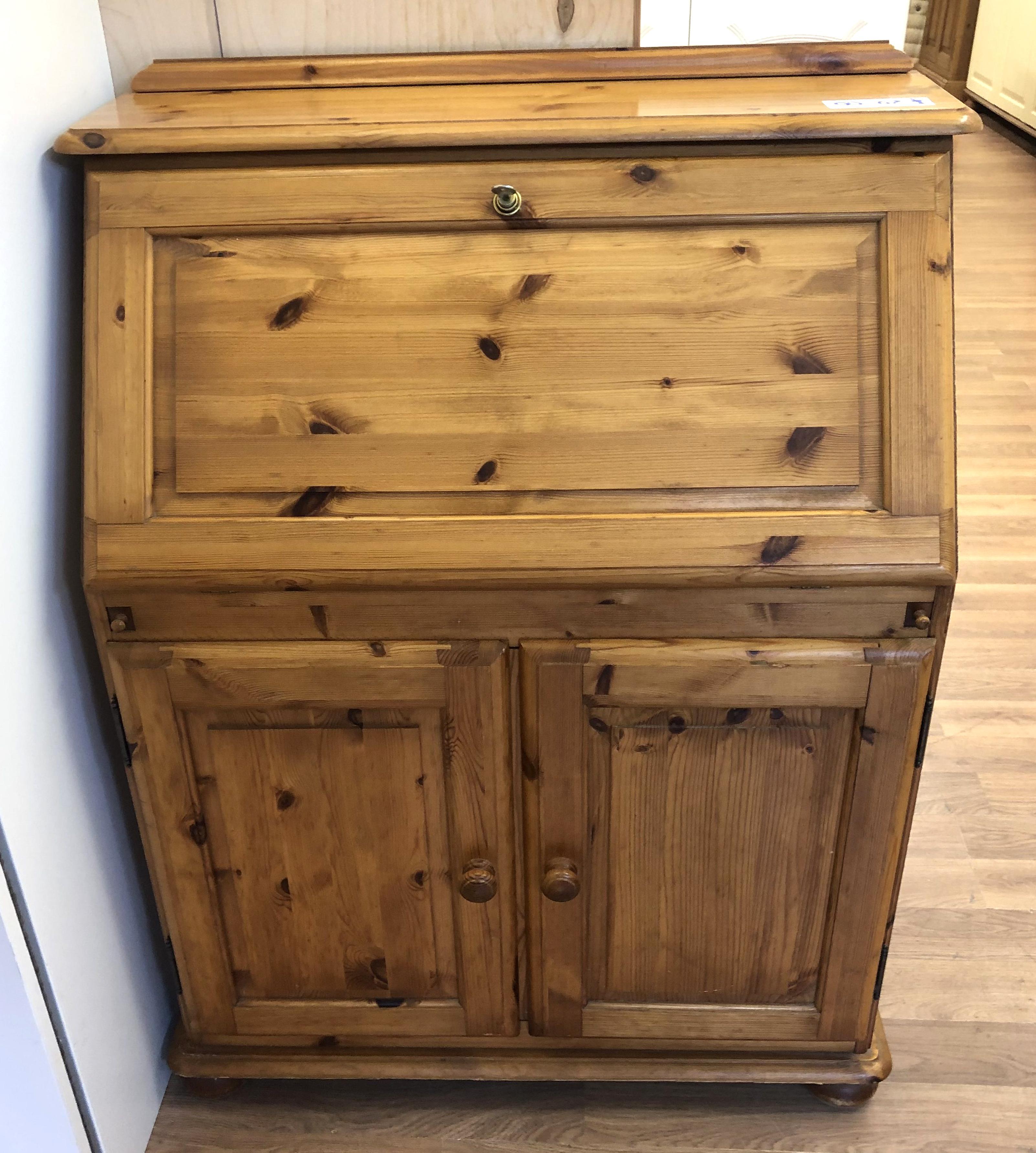 pine bureau for sale