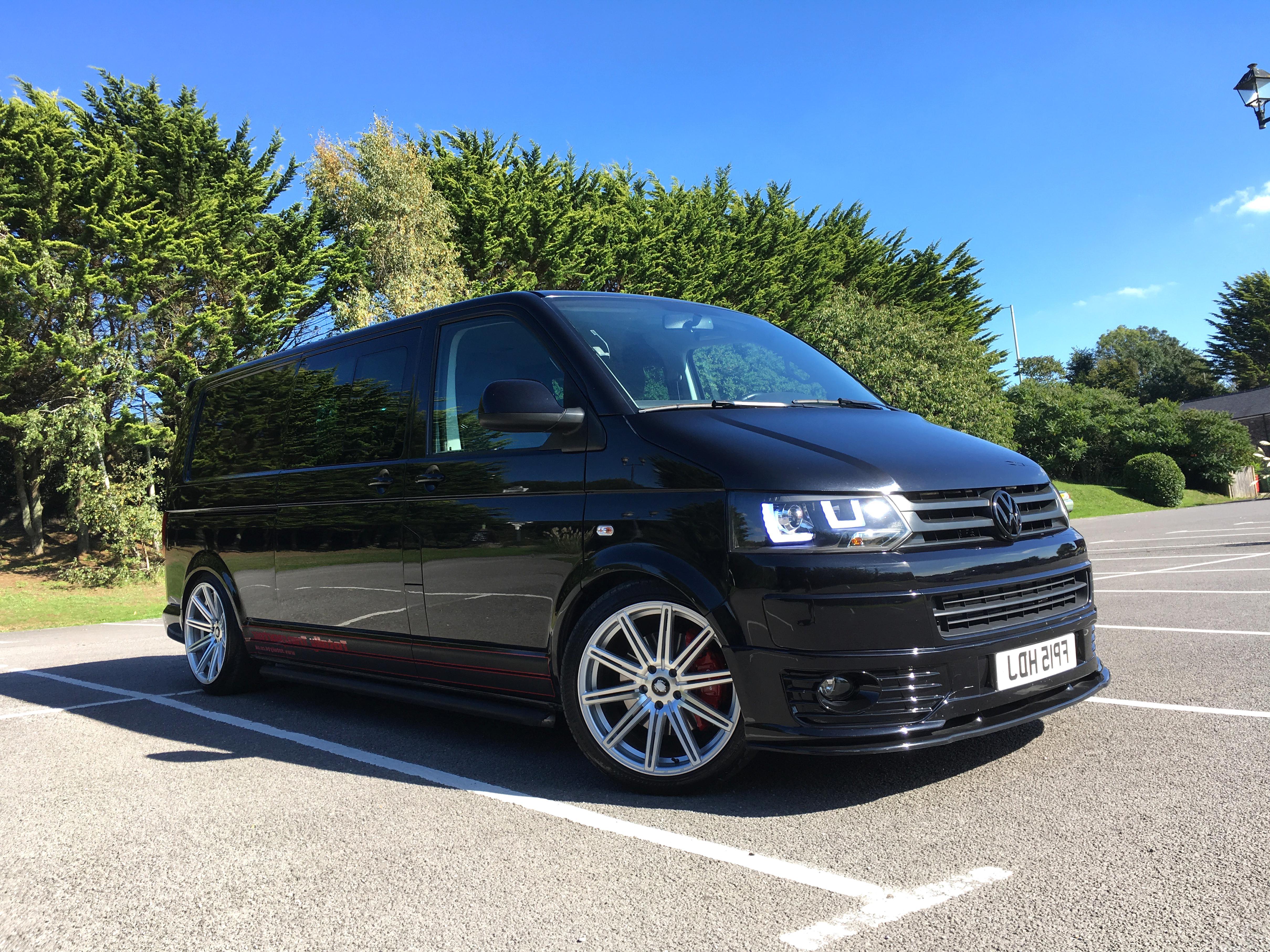 vw transporter t5 kombi for sale