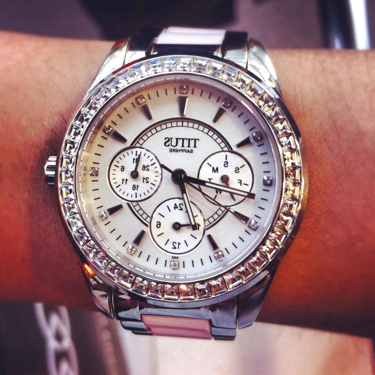 Solvil Titus Watch for sale in UK | View 17 bargains