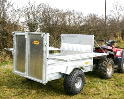 quad trailers for sale