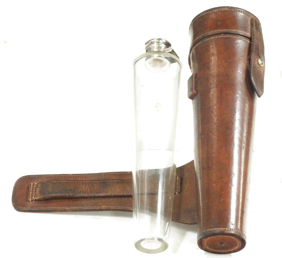 saddle flask for sale