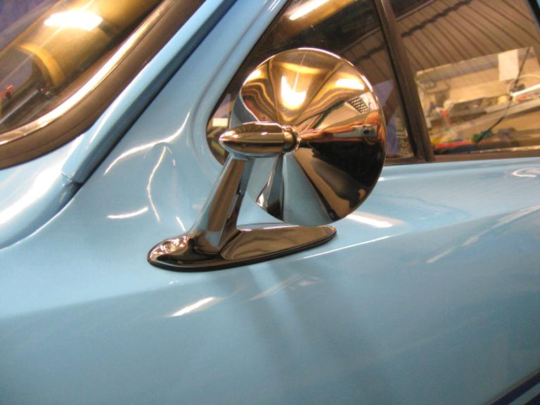 Pair Classic Polished Stainless Steel Car Door Mirrors Ford Escort Mk1 Mk2 Archives Midweek Com