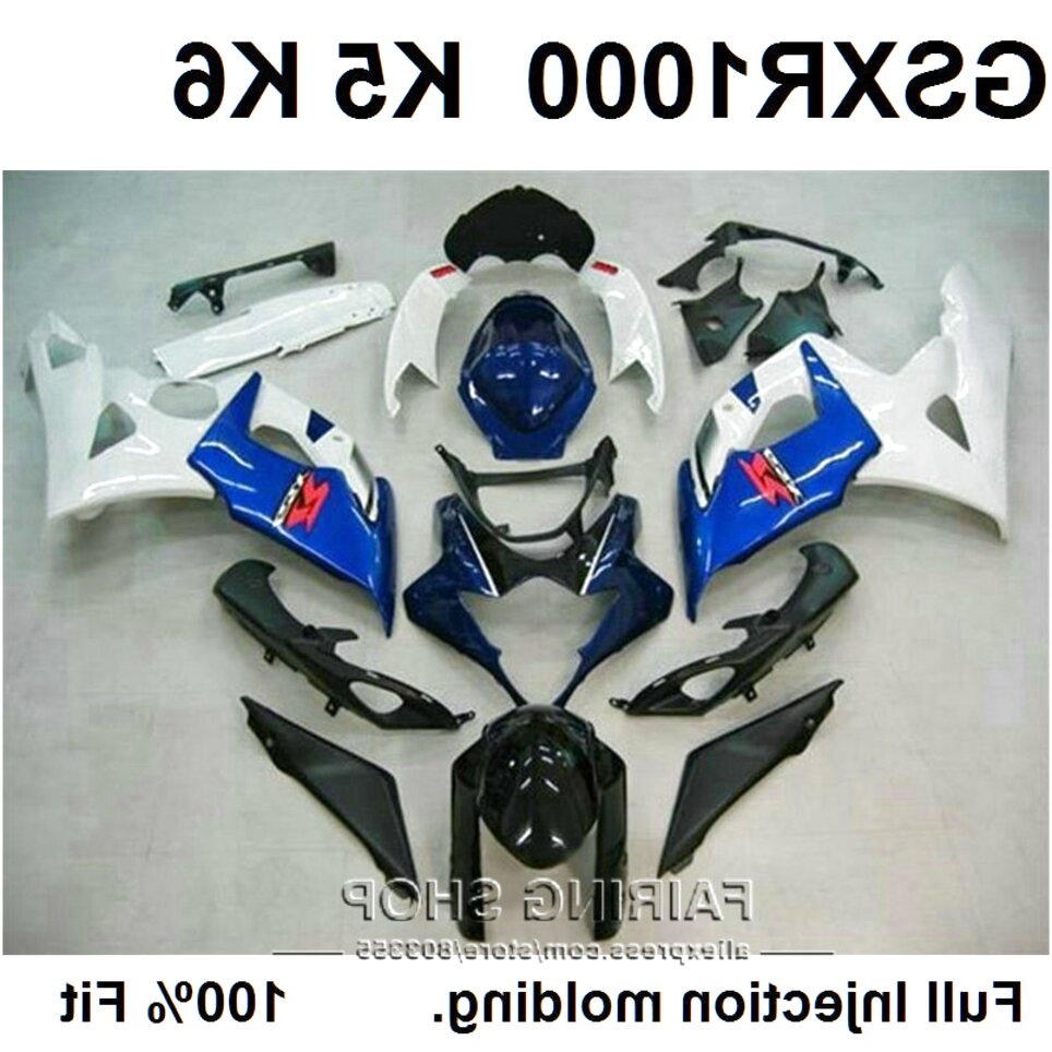 gsxr k6 fairing for sale