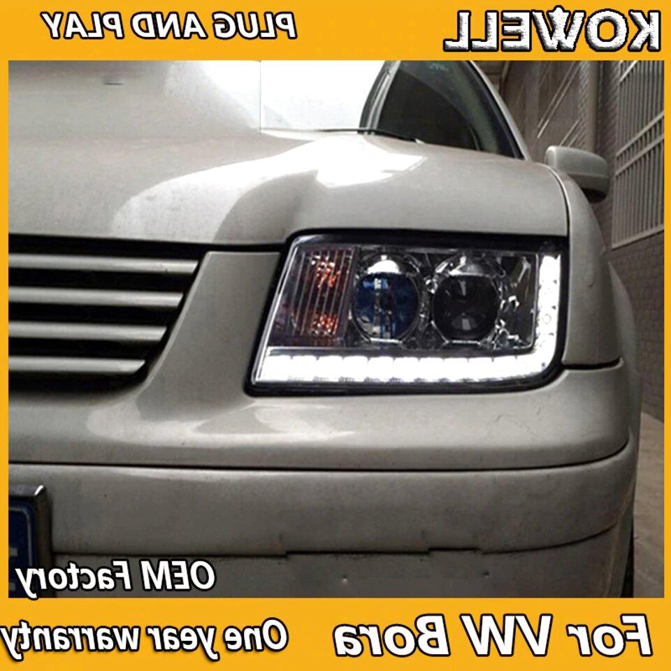FK Automotive FKFSVW13505 Headlight Small Black