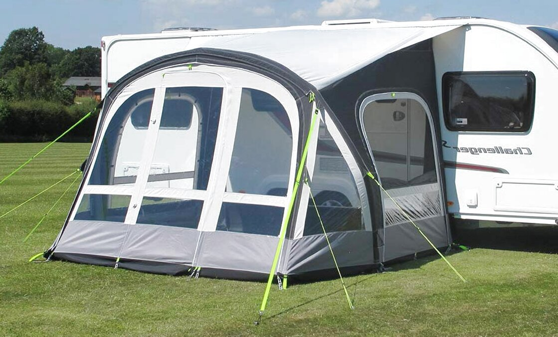 Caravan Air Porch Awning for sale in UK | View 35 ads