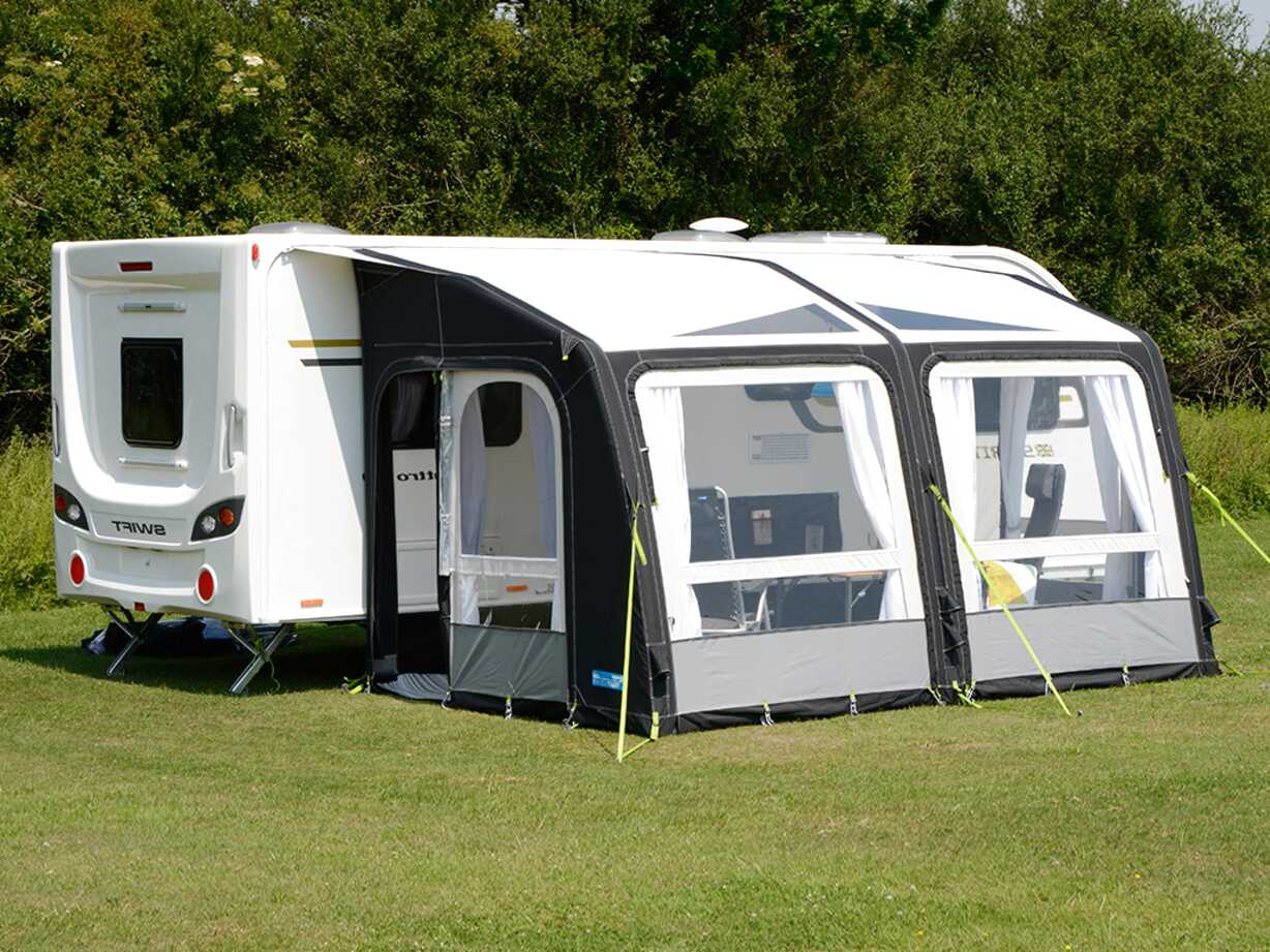 kampa rally air pro 390 for sale