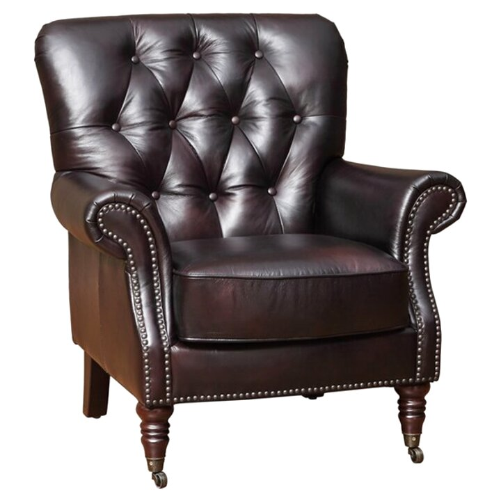 Leather Armchairs for sale in UK | View 100 bargains