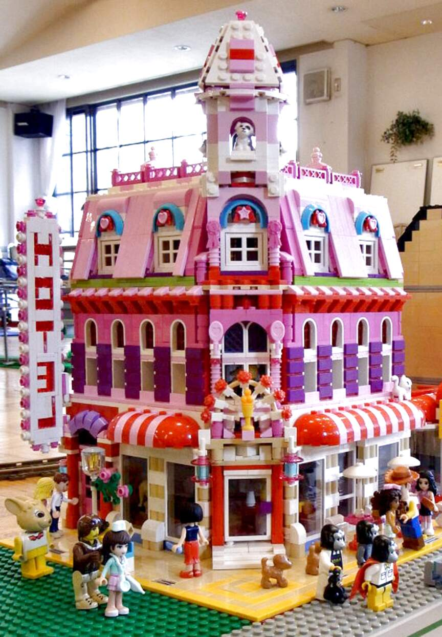 Lego Friends Hotel for sale in UK   View 30 bargains