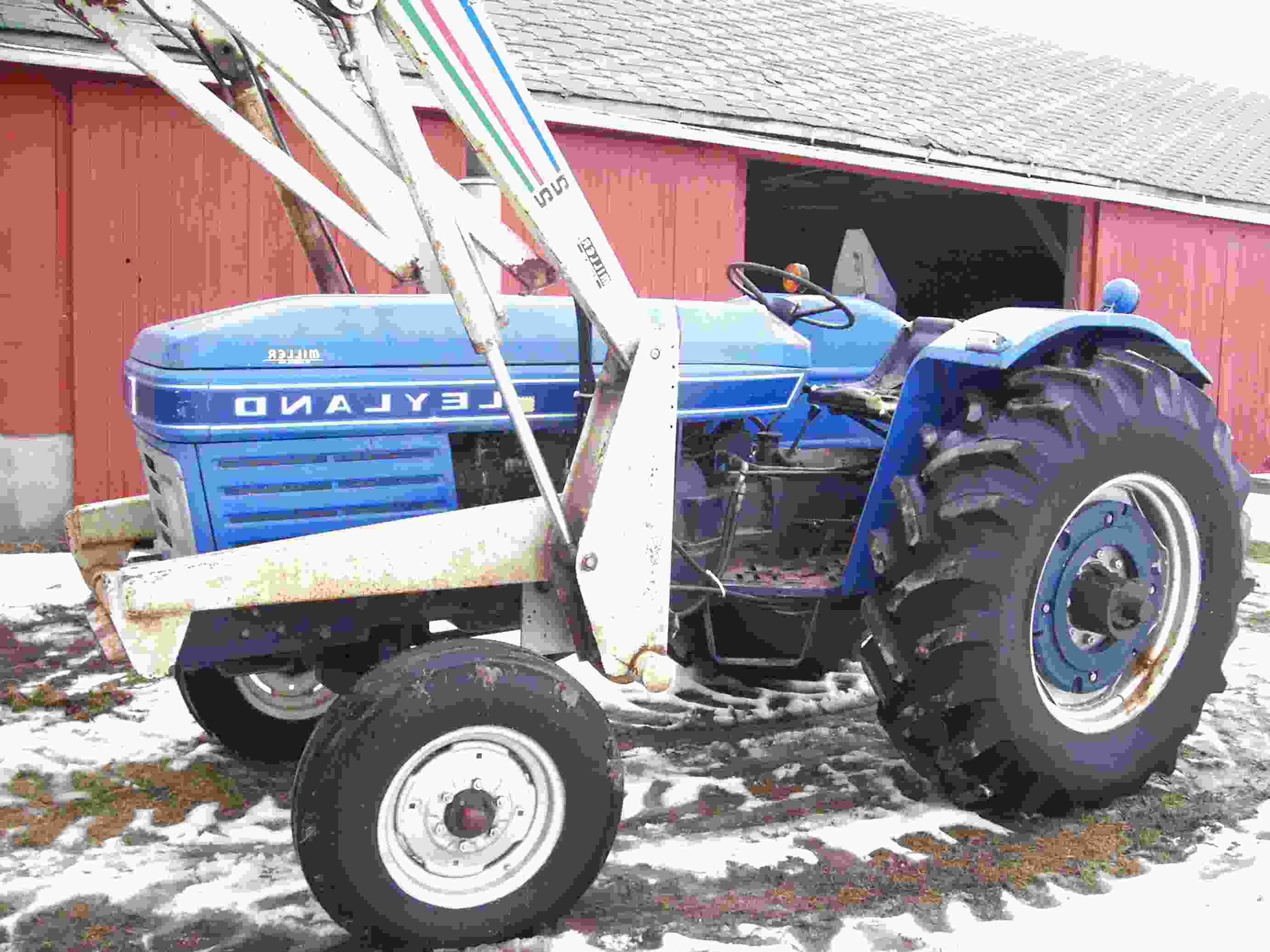 leyland tractor for sale