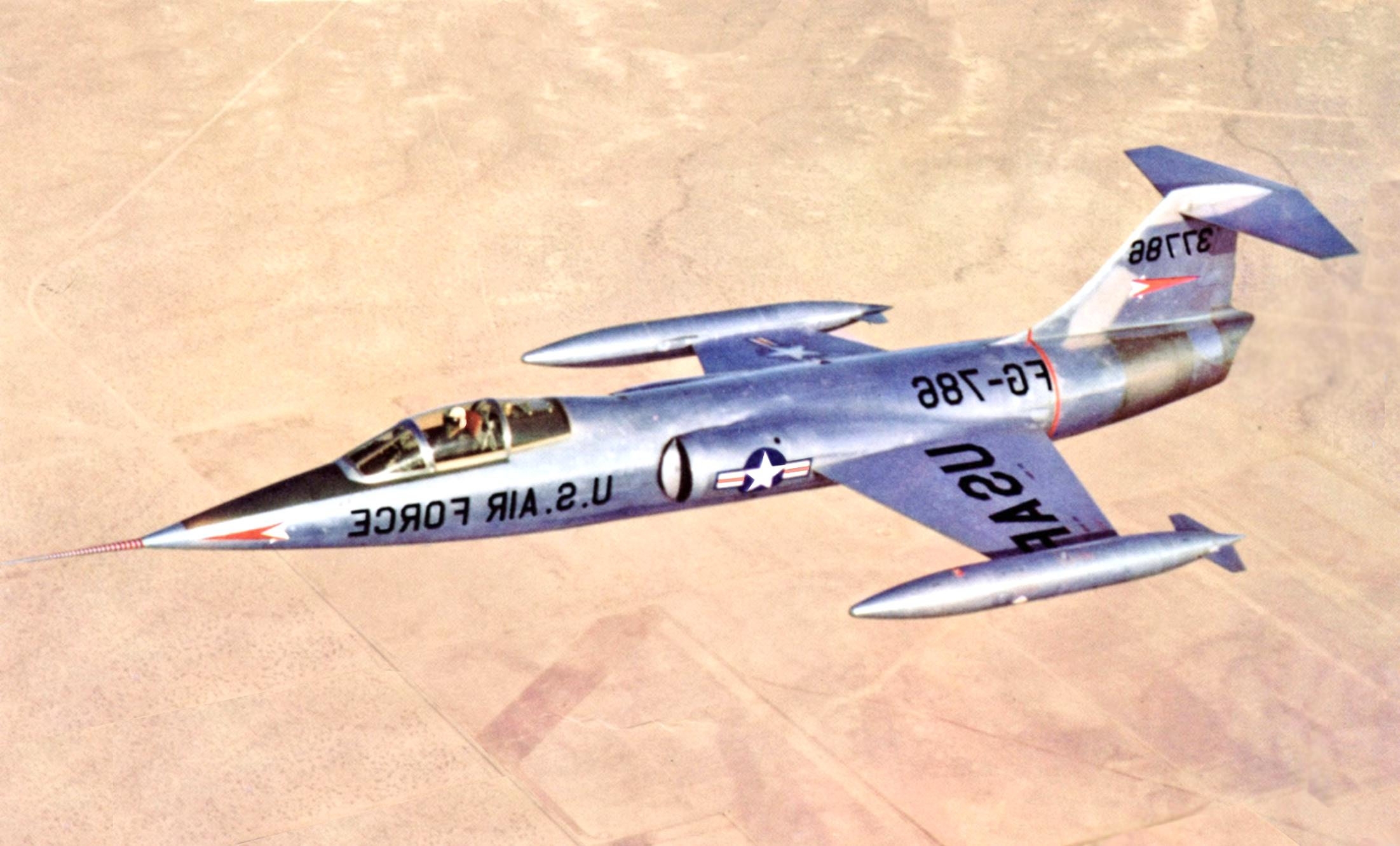 f104 starfighter for sale