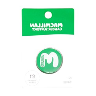 macmillan charity badges for sale