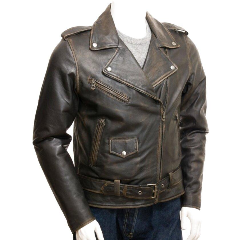vintage biker jacket for sale