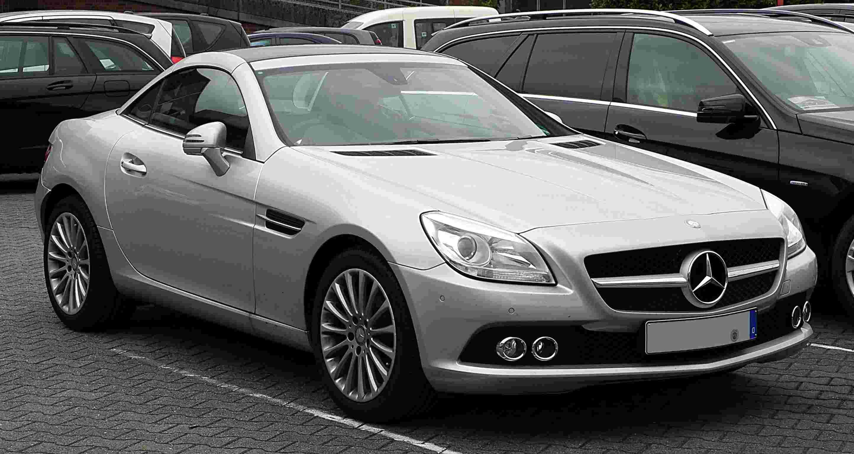 Mercedes Slk 220 for sale in UK | View 71 bargains