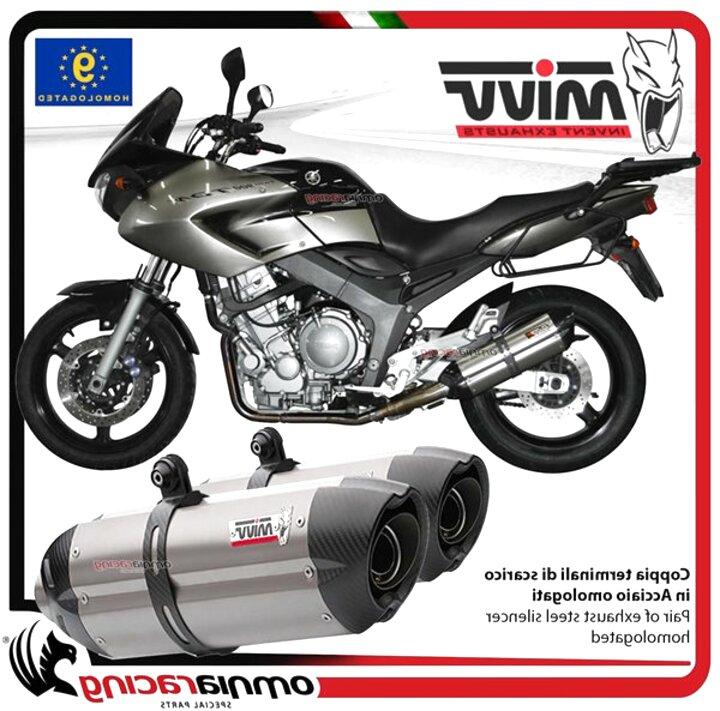 yamaha tdm exhaust for sale