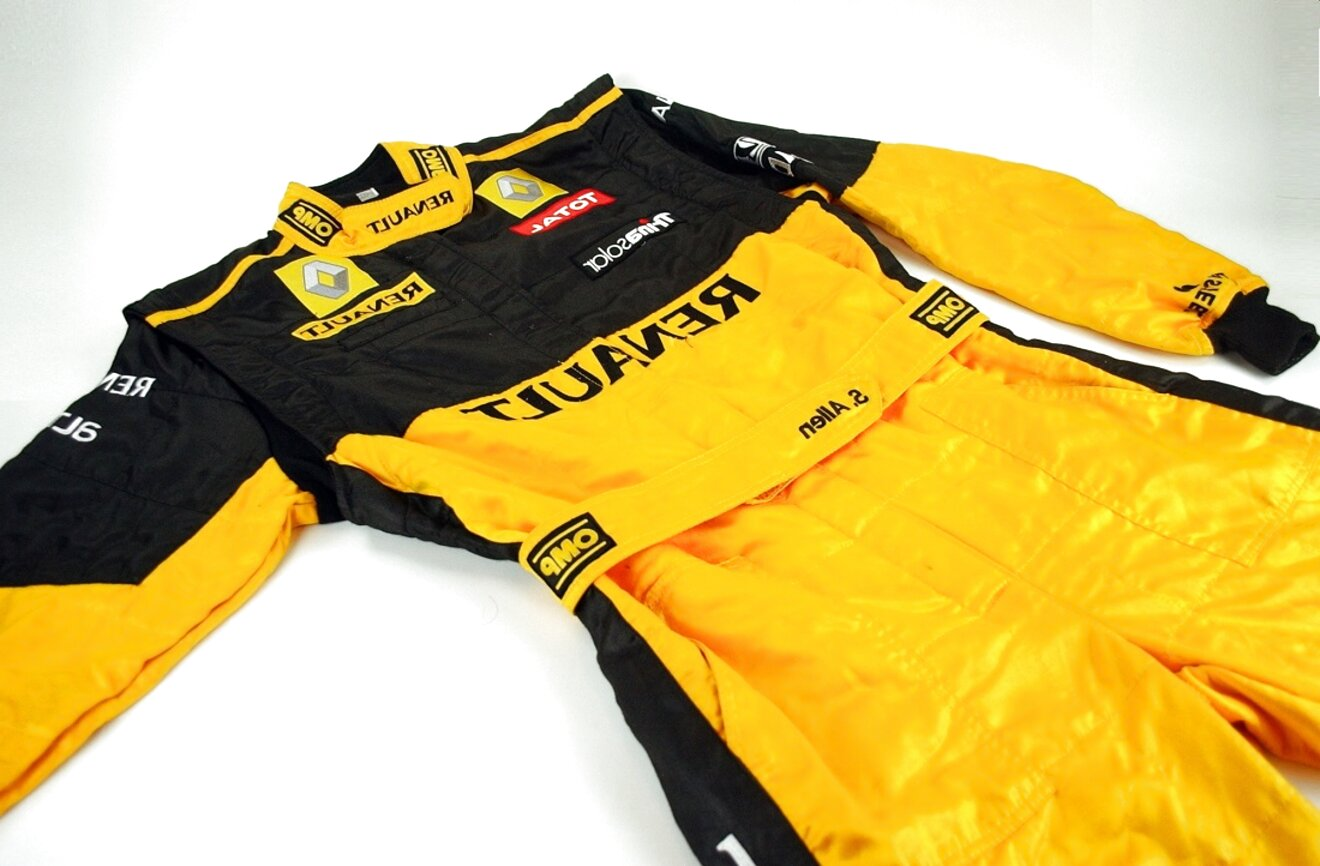 f1 overalls for sale