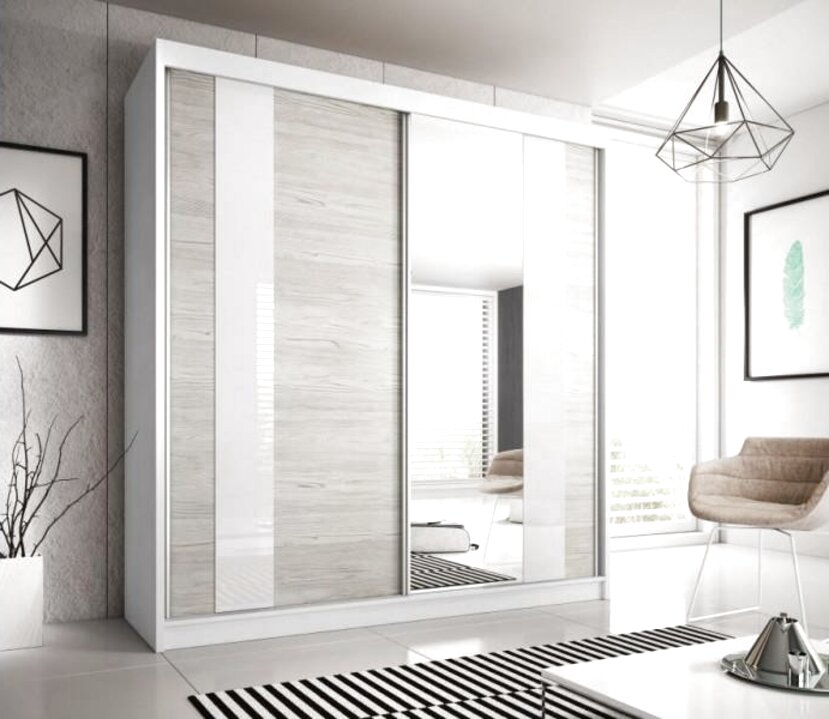 wardrobes sliding mirror doors for sale
