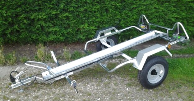 Erde Motorcycle Trailers For Sale In Uk View 24 Ads