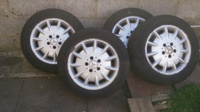w210 alloys for sale