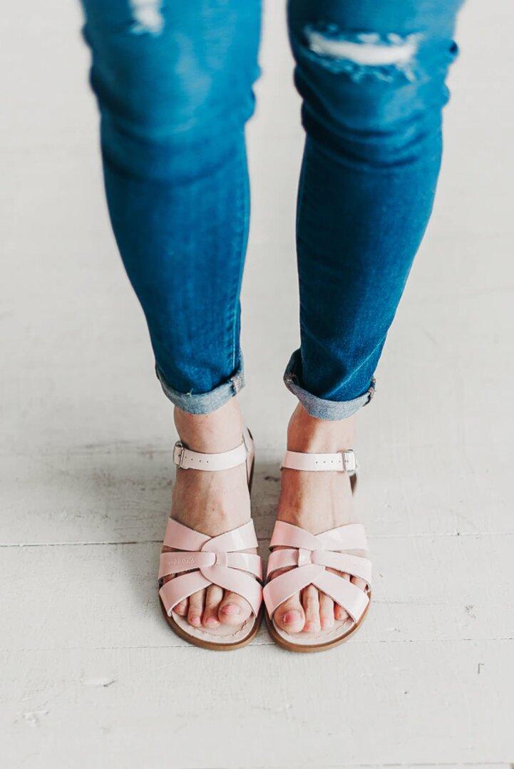 saltwater sandals sale