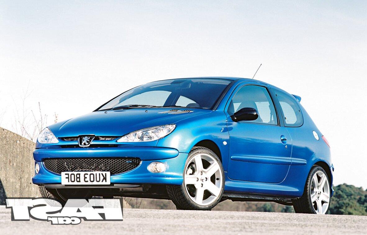 Peugeot 206 Gti For Sale In Uk 61 Used Peugeot 206 Gtis